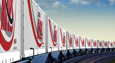 Mars Logistics'ten yeni intermodal hat!