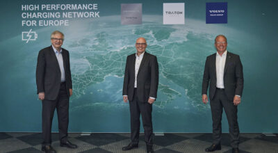 Daimler Truck, TRATON GROUP, and Volvo Group have signed an agreement