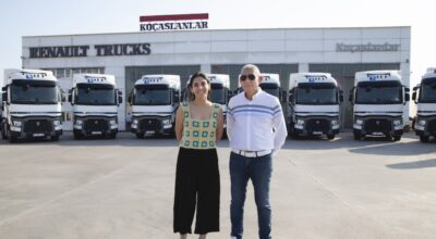 With the latest acquisitions of ITT Logistics, its fleet is now 100% Renault Trucks